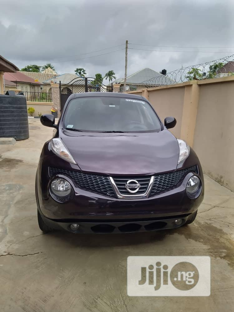 Nissan Juke 2015 Brown