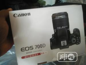 CANON EOS 700D Professional Camera | Photo & Video Cameras for sale in Lagos State, Ikeja