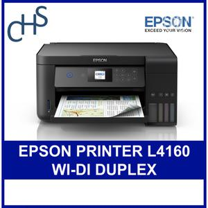 Epson L4160 Wi-fi Duplex All-in-one Ink Tank Printer | Printers & Scanners for sale in Lagos State, Ikeja