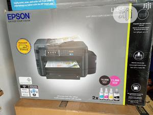 Epson L1455 A3 Wi-fi Duplex All-in-one Ink Tank Printer | Printers & Scanners for sale in Lagos State, Ikeja