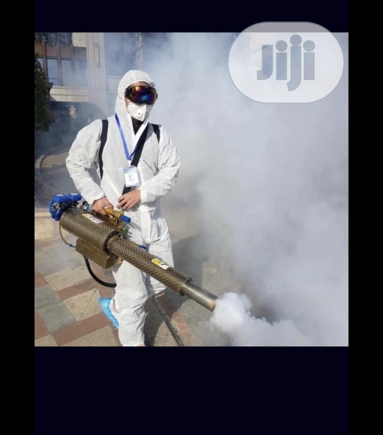 Viral Disinfectant Fogging Machine