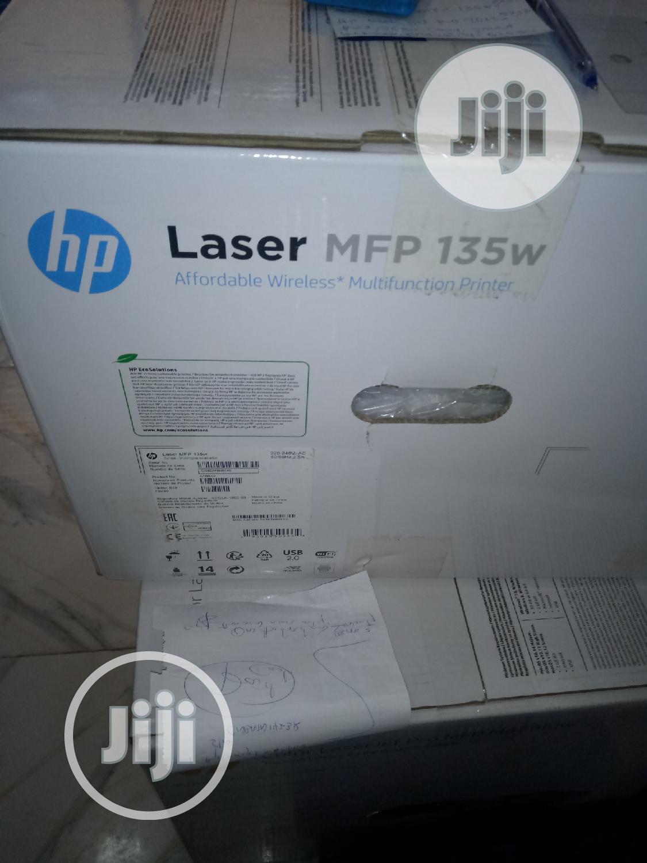 HP Hp Laserjet M135w Wireless Mfp Printer.