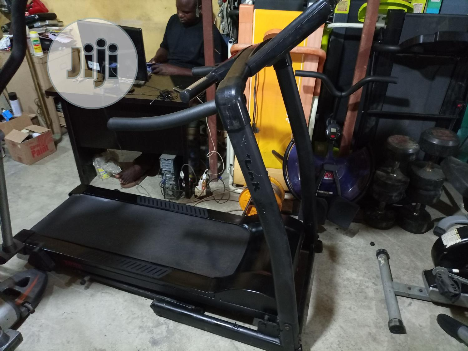 Archive: York Fitness Treadmill