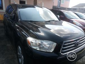 Toyota Highlander 2009 Limited 4x4 Black   Cars for sale in Lagos State, Amuwo-Odofin