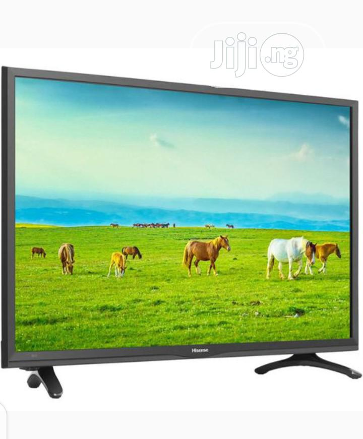 Hisense 32-inch HD N50HTS Satellite TV + 12 Months Warranty
