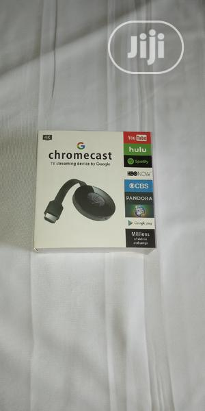 Chromecast TV Streaming Device   Accessories & Supplies for Electronics for sale in Lagos State, Lagos Island (Eko)