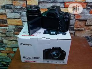 Dlsr CANON Camera 600D With 18-55mm Lens =   Photo & Video Cameras for sale in Lagos State, Ojo