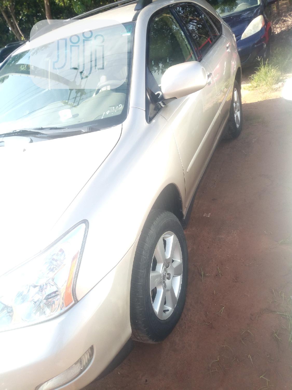 Lexus RX 2005 Gold | Cars for sale in Garki 2, Abuja (FCT) State, Nigeria