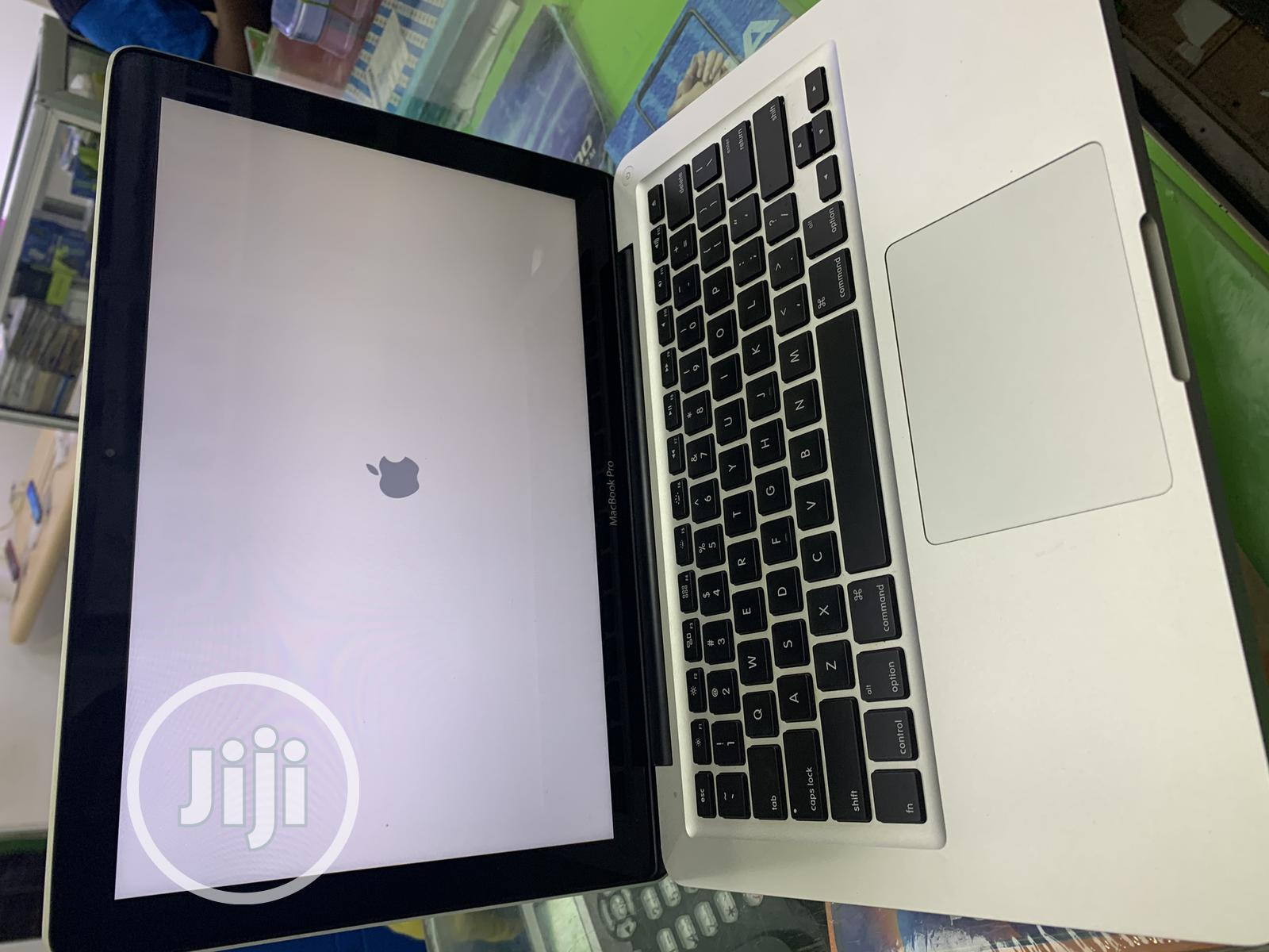 Laptop Apple MacBook Pro 4GB Intel Core I5 HDD 500GB | Laptops & Computers for sale in Kaduna / Kaduna State, Kaduna State, Nigeria