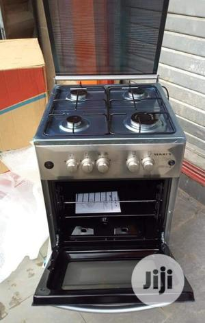 New Maxi 50 by 50 All Gas 4 Burners With Oven | Kitchen Appliances for sale in Lagos State, Ajah