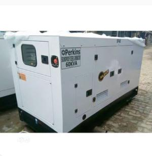 Perkins 60kva Soundproof Diesel Generator -FREE-INSTALLATION | Electrical Equipment for sale in Abuja (FCT) State, Wuse