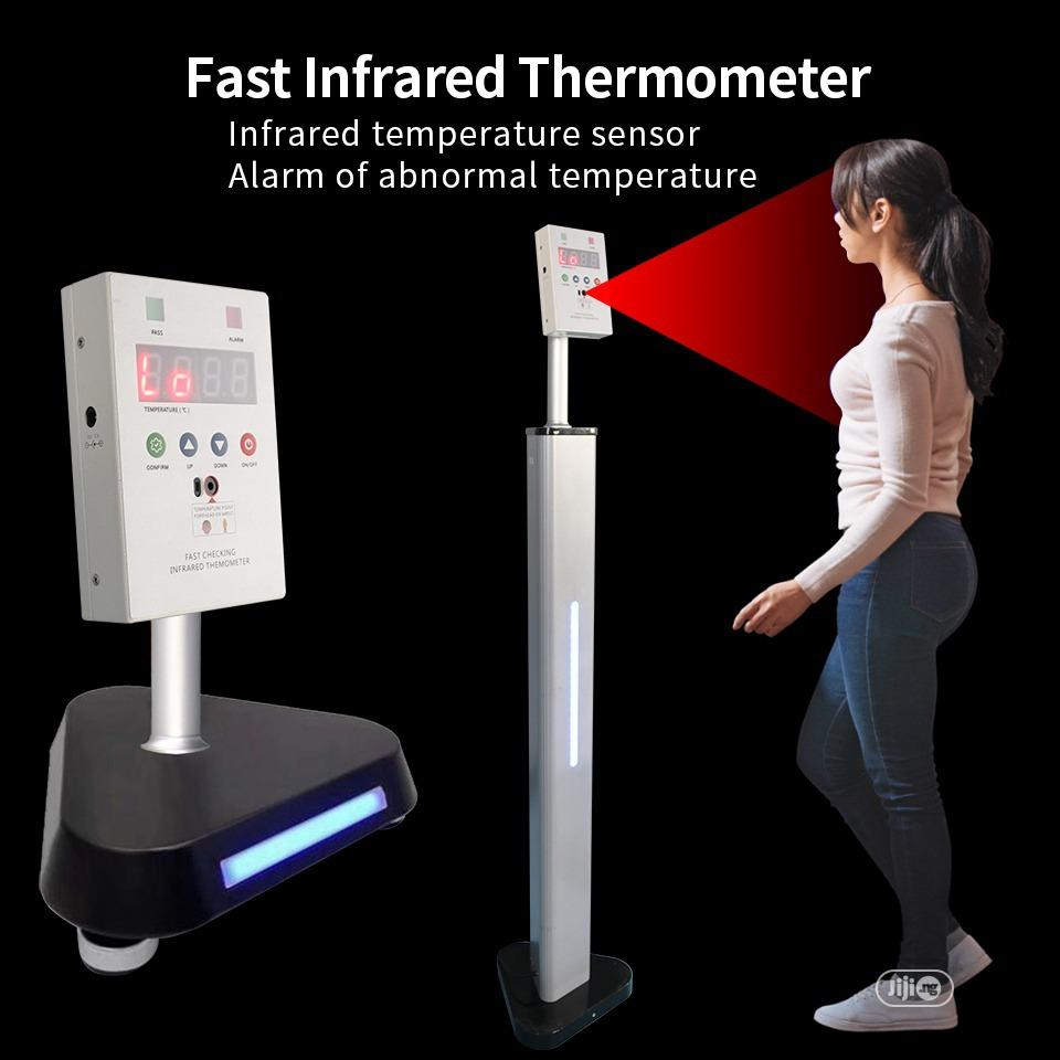 Digital Thermometer With Stand