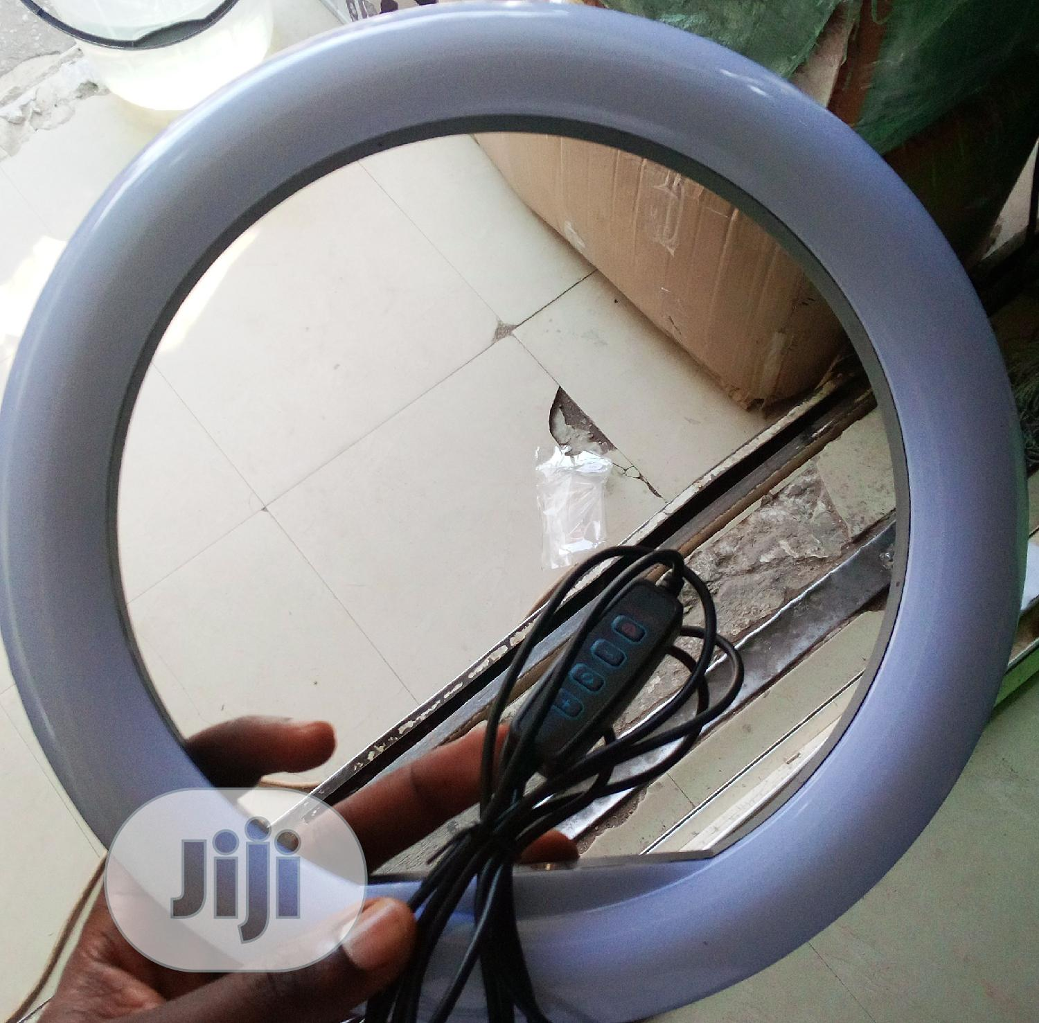 26cm/10inches Ring Light   Accessories & Supplies for Electronics for sale in Wuse, Abuja (FCT) State, Nigeria