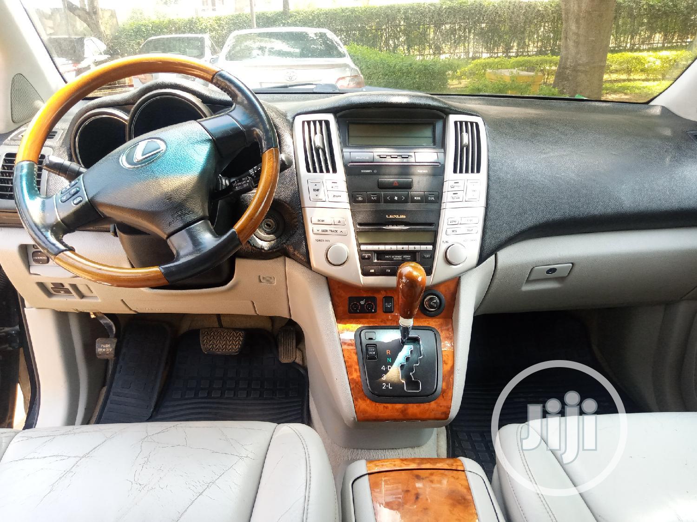 Archive: Lexus RX 2004 330 Black