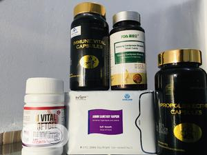 Total Cure for Staphilococus / E-Coli | Vitamins & Supplements for sale in Abuja (FCT) State, Jabi
