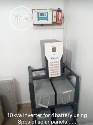 5kva Inverter With Batteries   Solar Energy for sale in Lagos State, Lekki