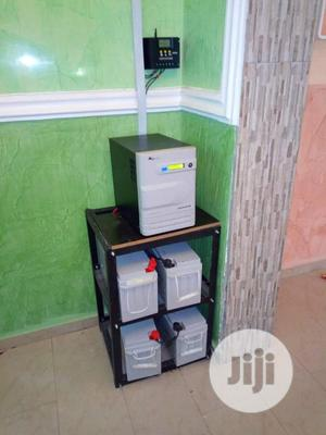 7.5kva Inverter With Batteries   Solar Energy for sale in Lagos State, Ajah