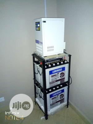 5kva Inverter With Tubular Batteries   Solar Energy for sale in Lagos State, Ajah