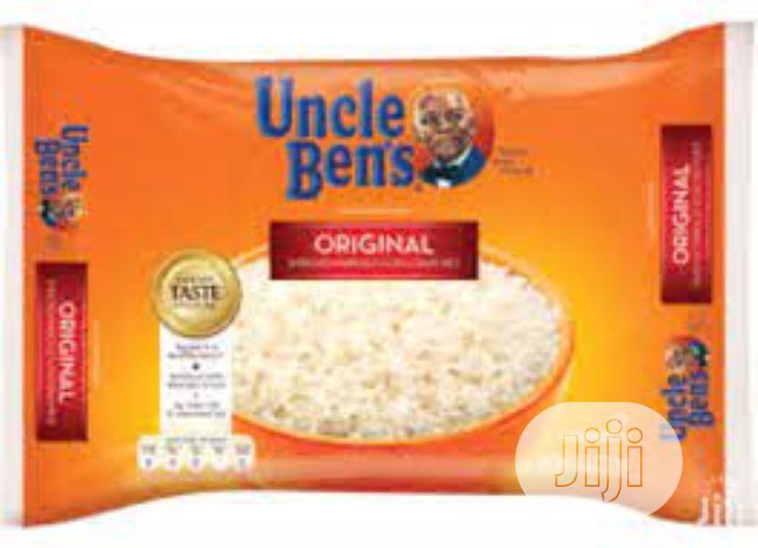 Archive: Uncle Ben's Grains & Rice