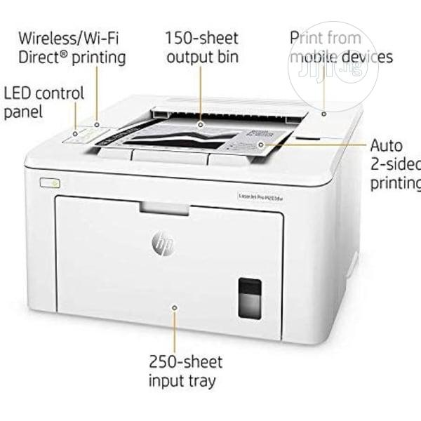 HP Laserjet Pro M203dw Wireless Printer