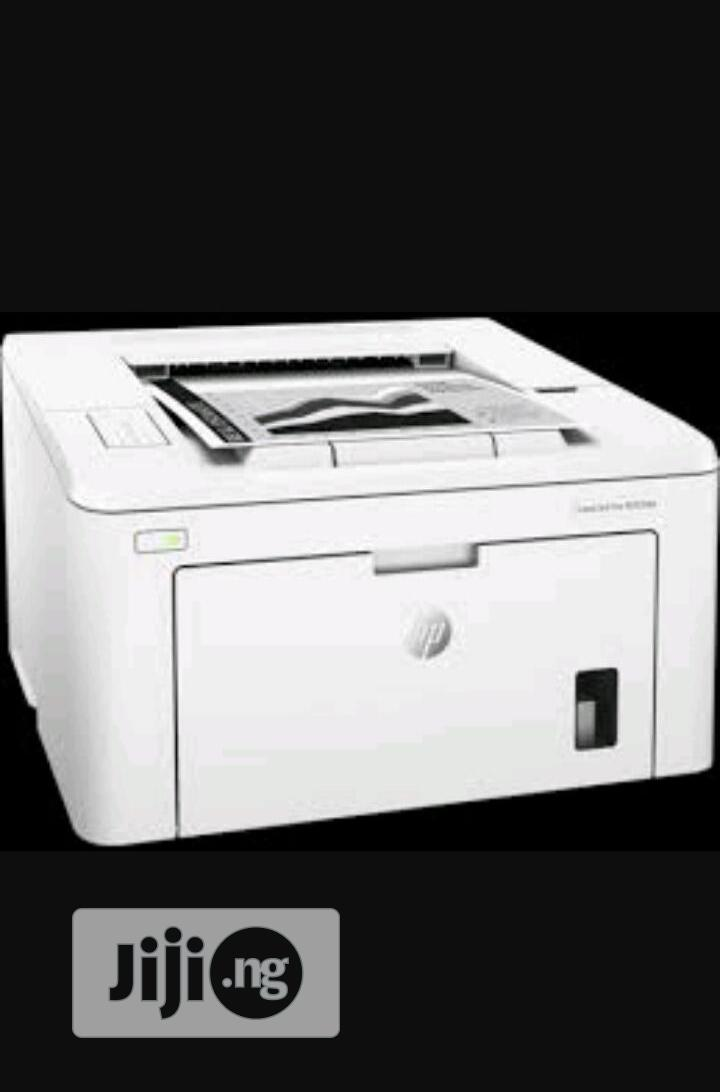 HP Laserjet Pro M203dw Wireless Printer   Printers & Scanners for sale in Ikeja, Lagos State, Nigeria