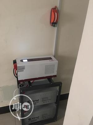 2.5kva Inverter With Batteries Promo   Solar Energy for sale in Lagos State, Ajah
