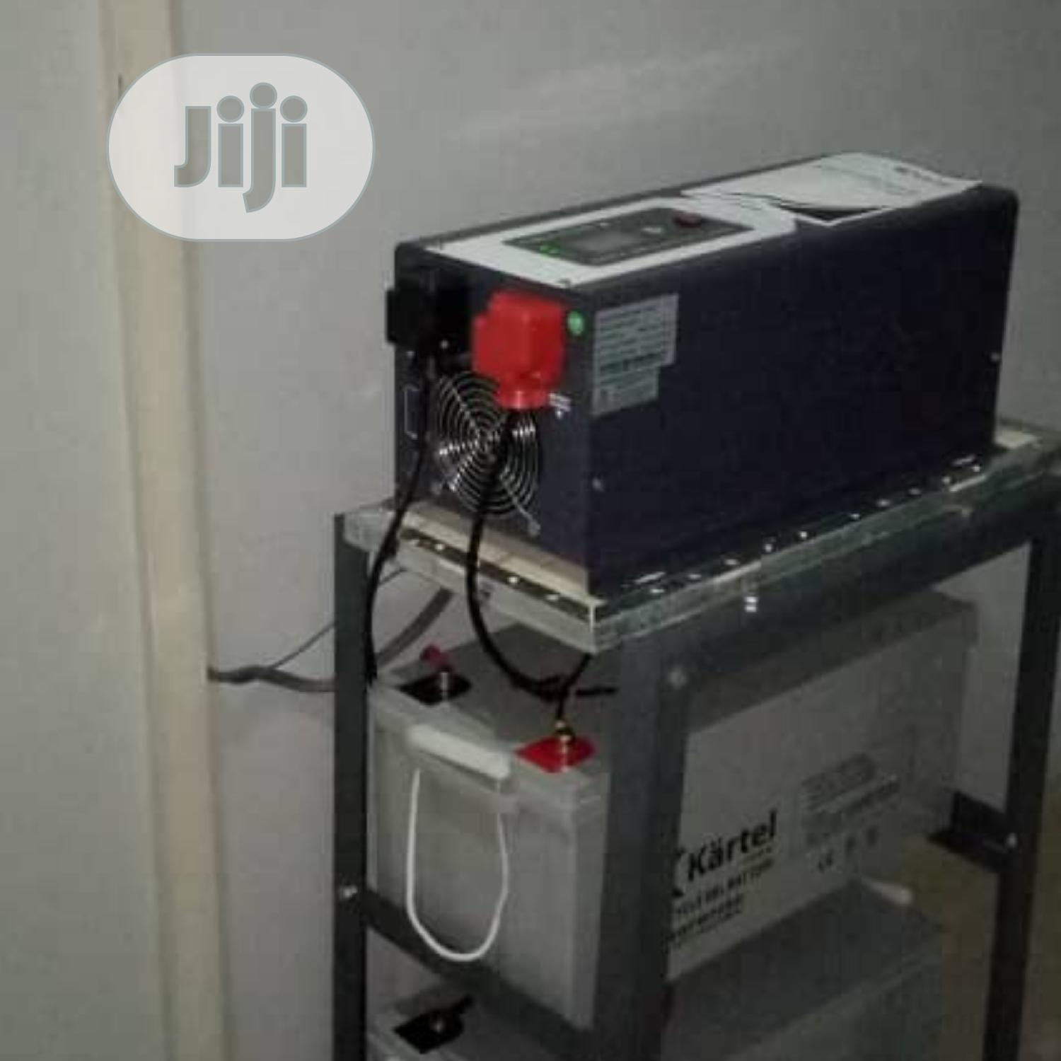 3.5kva Inverter And Battery