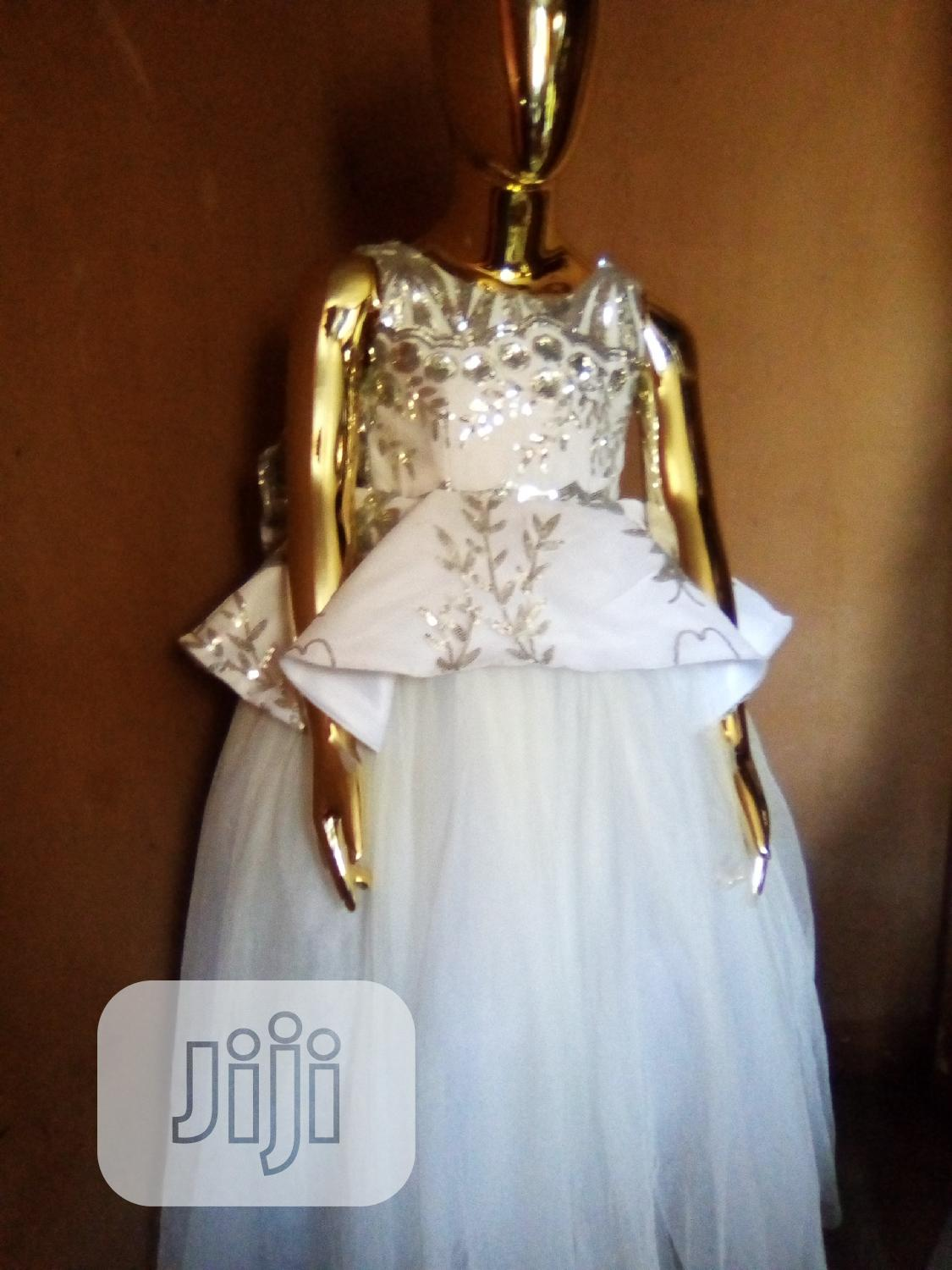 Quality Children Ball Gown