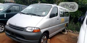 Toyota Hiace 2004 Silver | Buses & Microbuses for sale in Lagos State, Apapa