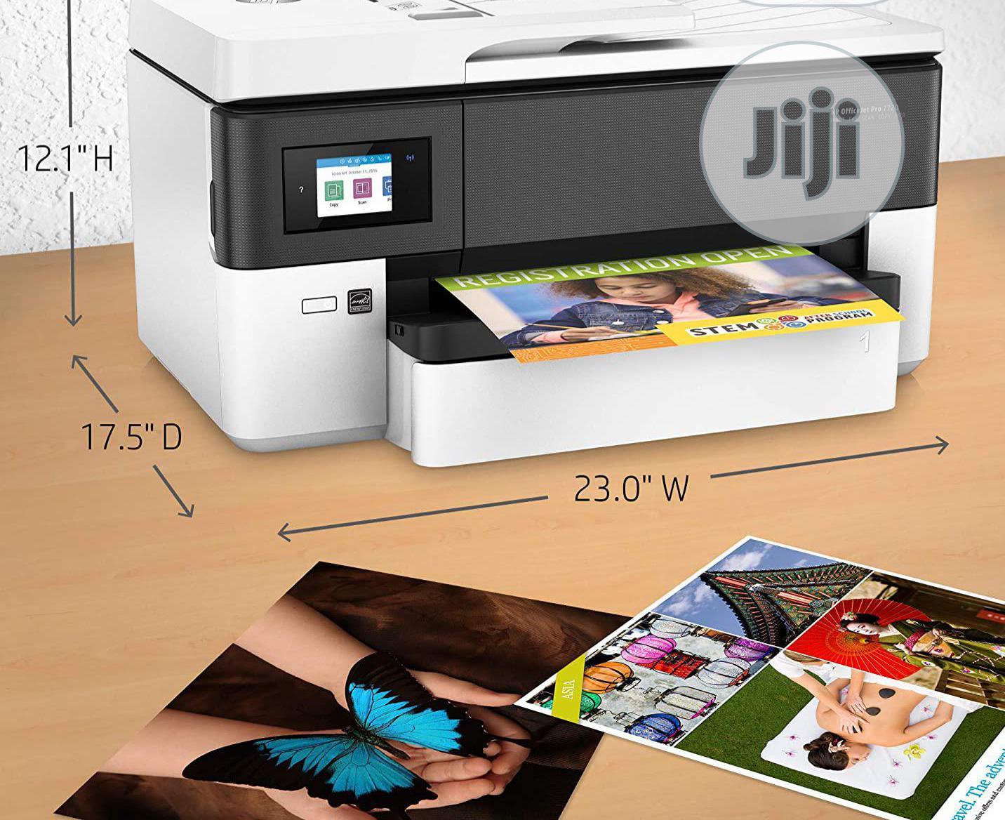 HP Officejet Pro 7720 A3 Wireless All-in-one Printer