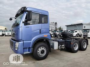 Faw 6X4 380hp DIESEL Tractor (Lhd). New J5P Series | Heavy Equipment for sale in Lagos State, Amuwo-Odofin