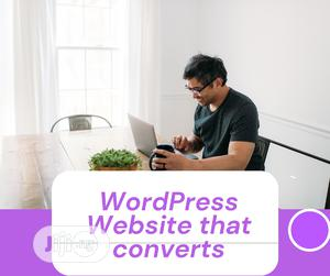 I Will Design Professional Website for Your Business   Computer & IT Services for sale in Rivers State, Port-Harcourt