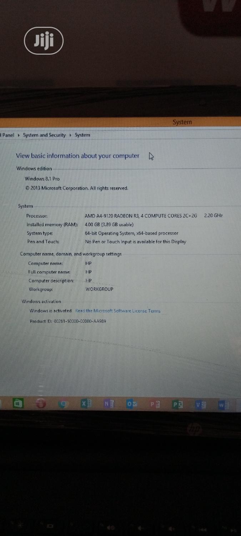 New Laptop HP 15-Ra003nia 4GB AMD A4 HDD 500GB