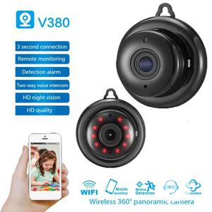 Mini Wifi IP Camera For Smartphone Remote View | Security & Surveillance for sale in Lagos State, Ikeja