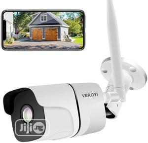 Veroyi 1080P Wi-fi Outdoor IP Camera With Night Vision | Security & Surveillance for sale in Lagos State, Ikeja