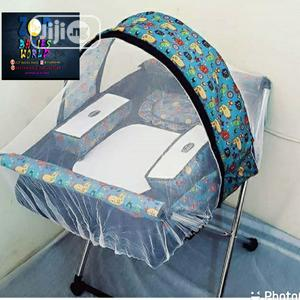 Baby Bed With Net   Children's Furniture for sale in Lagos State, Agege