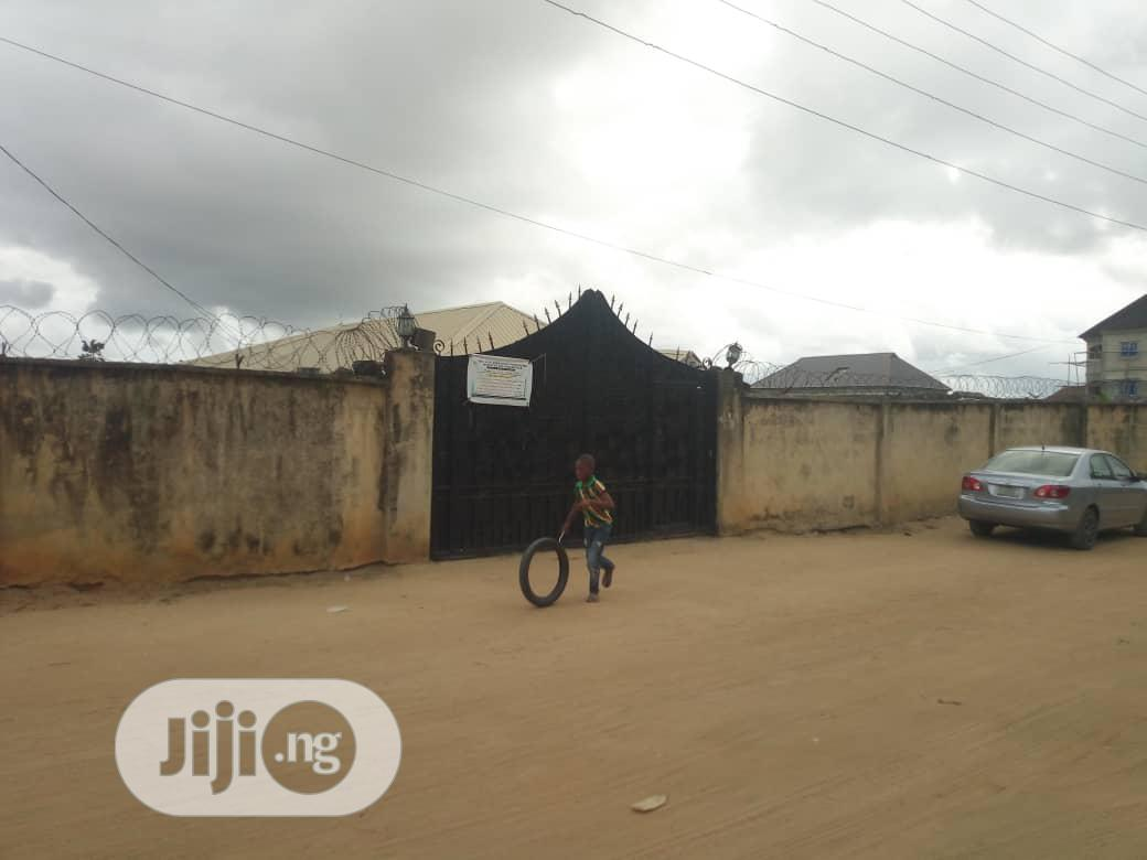 A 900sqm Of Land With 5bedrms Setback Back Bungalow N22mill | Houses & Apartments For Sale for sale in Badagry / Badagry, Badagry, Nigeria