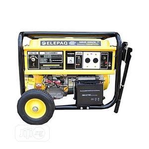 Elepaq Generator Sv22000e 2 7.5kva   Electrical Equipment for sale in Lagos State, Ikeja