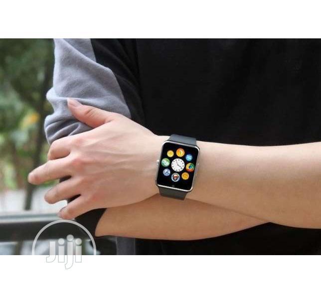 GT08 GSM Bluetooth Smartwatch With Camera, SIM & Memory Card