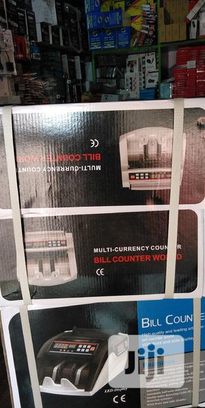Bill Counting Machine   Store Equipment for sale in Lagos State, Ojo