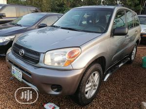 Toyota RAV4 2004 Silver | Cars for sale in Abuja (FCT) State, Katampe