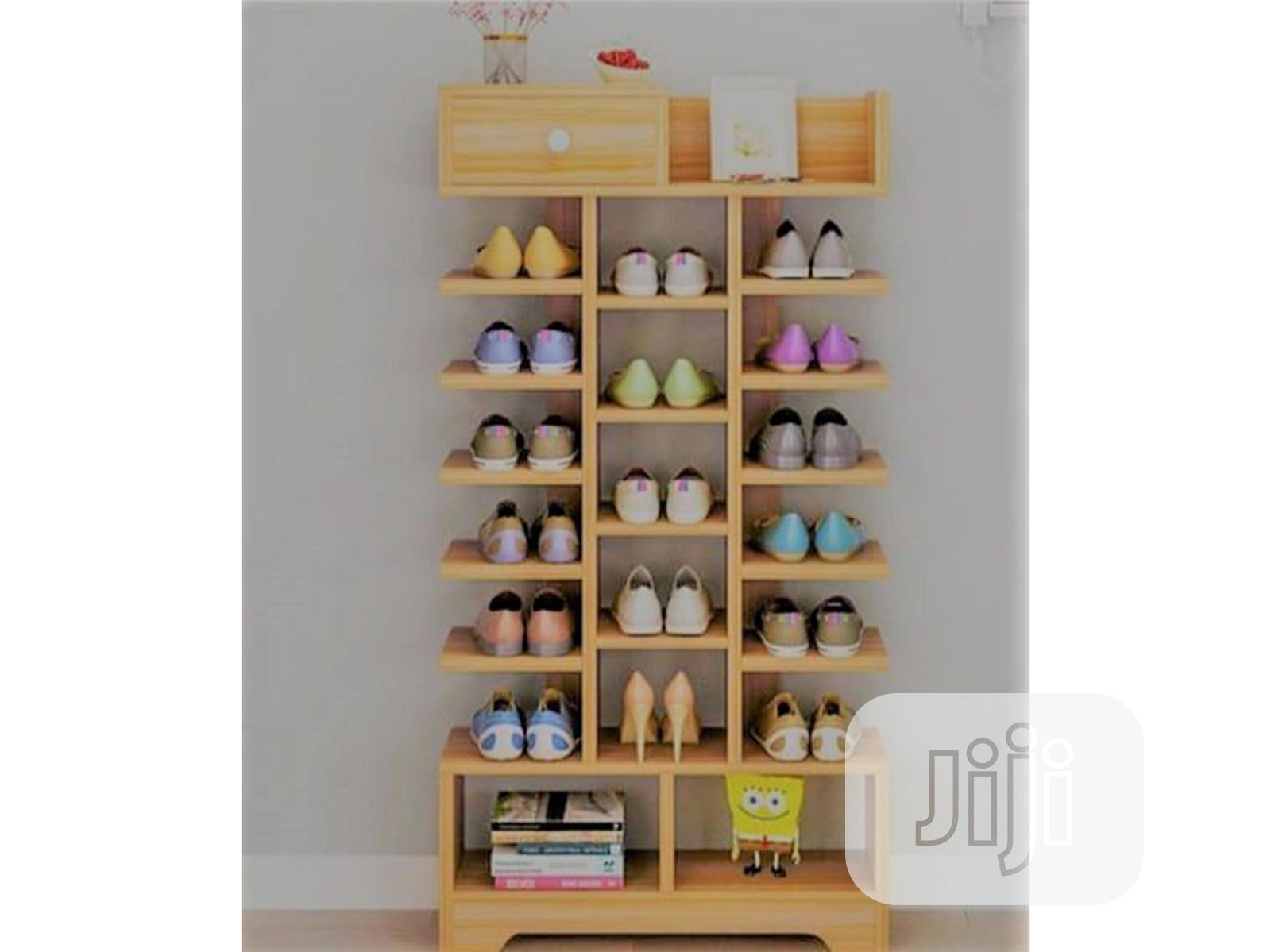 Archive: Shoe Rack Available
