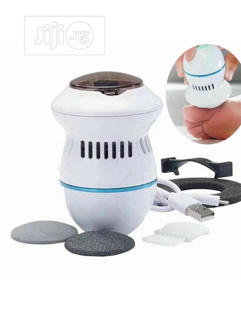 Callus Remover With Vacuum