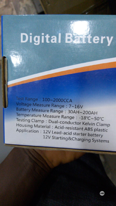 Digital Battery Analyser | Solar Energy for sale in Ojo, Lagos State, Nigeria