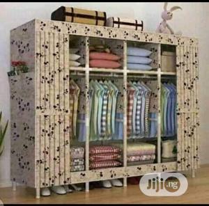 Steel Movable Wardrobe   Furniture for sale in Lagos State, Ogudu