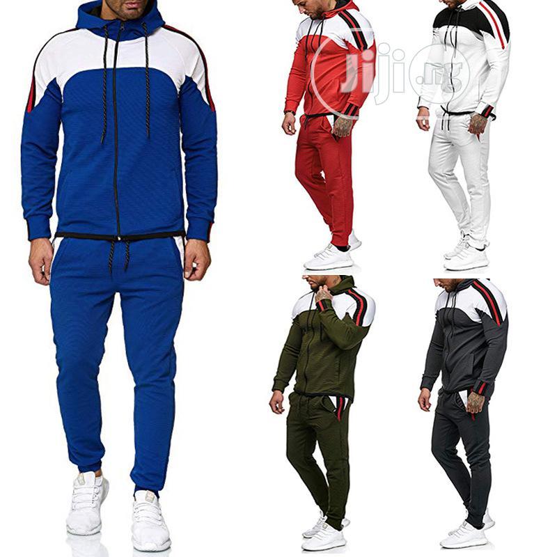 Autumn Trendy Men's Topnotch Sports Suit