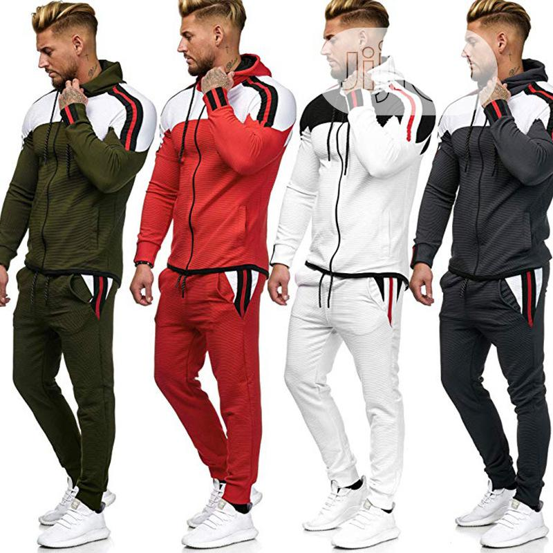 Autumn Trendy Men's Topnotch Sports Suit | Clothing for sale in Victoria Island, Lagos State, Nigeria