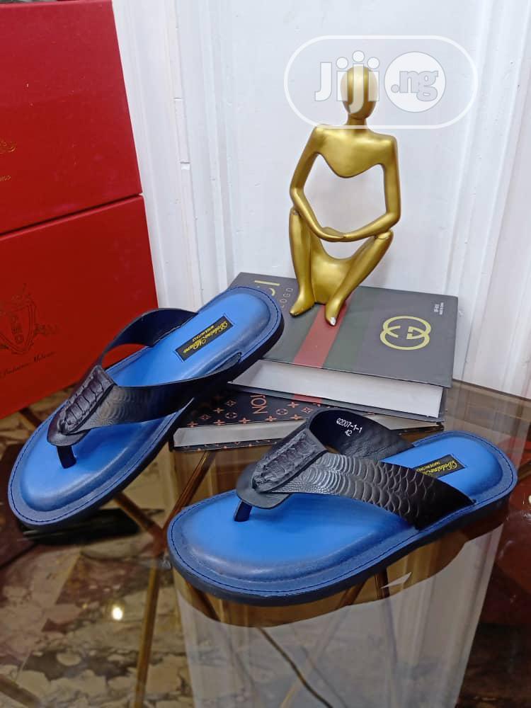 Make Designer's Palm Slippers