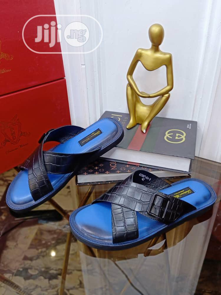 Make Designer's Palm Slippers   Shoes for sale in Lekki, Lagos State, Nigeria