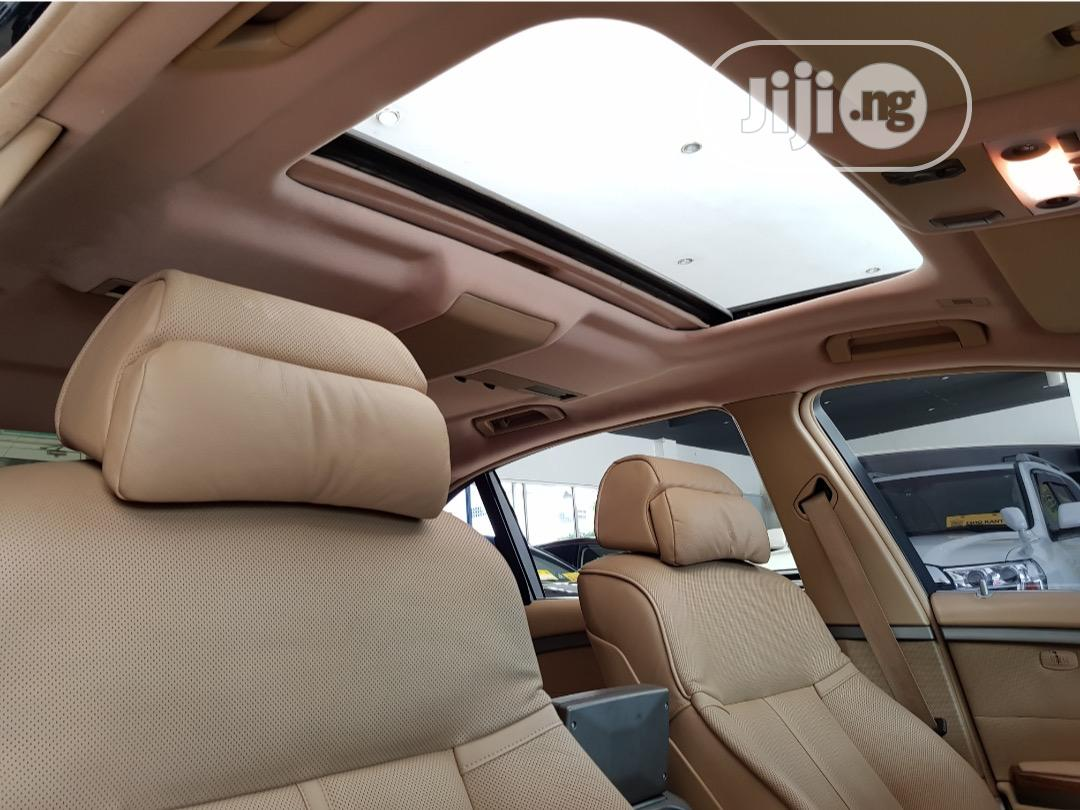 BMW 7 Series 2004 Blue | Cars for sale in Apo District, Abuja (FCT) State, Nigeria